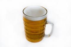 Glas Bier Lizenzfreies Stockbild