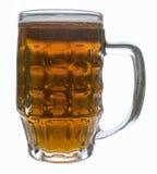 Glas bier Royalty-vrije Stock Afbeelding