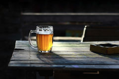 Glas Bier Stockbilder