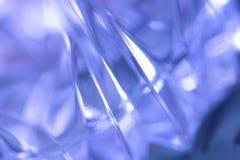 Glas blurried Hintergrund Stockfotos
