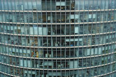 Glas building Stock Photography