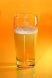 Glas der Totenbahre. stockfotografie