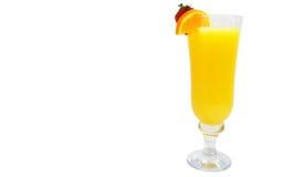 Glas des Cocktails Stockbild