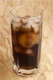 Glas des Getränks Lizenzfreie Stockbilder