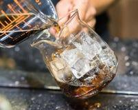 Glas Eis Lizenzfreie Stockbilder