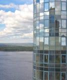 Glas en Beton Stock Afbeeldingen