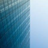 Glas en Staal stock fotografie