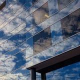 Glas- himmel Royaltyfria Foton