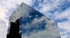 Glas- himmel Arkivfoton