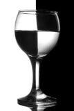 Glas-ilusion Lizenzfreies Stockbild