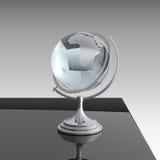 glas- jordklot Royaltyfri Foto