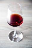 Glas köstlicher Portwein Lizenzfreies Stockfoto