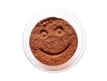 Glas Kaffee Lizenzfreies Stockfoto