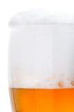 Glas koud bier Royalty-vrije Stock Fotografie