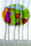 Glas-Kunst Stockfoto
