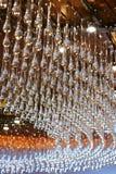 Glas licht royalty-vrije stock afbeelding