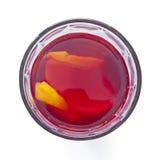 Glas Limonade Stockfotografie