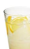 Glas Limonade Lizenzfreies Stockfoto