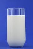 Glas melk Stock Foto