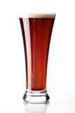 Glas met bier Royalty-vrije Stock Fotografie
