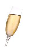 Glas met champagne Royalty-vrije Stock Afbeeldingen