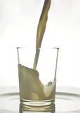 Glas Milch Lizenzfreies Stockfoto
