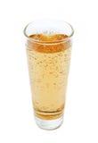 Glas mit Getränk Lizenzfreies Stockbild