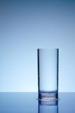 Glas mit Tautropfen Stockbild