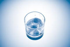 Glas. Op Mening Stock Fotografie