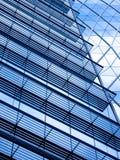 Glas reflektiert Lizenzfreie Stockfotografie