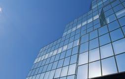 Glas van hemel Stock Foto