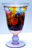 Glas van Kleuren Royalty-vrije Stock Fotografie