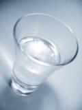 Glas van water Stock Afbeeldingen