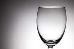 Glas van water dichte omhoog glanzend en schoon Royalty-vrije Stock Fotografie