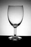 Glas van water dichte omhoog glanzend en schoon Stock Foto's