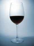 Glas van wijn Royalty-vrije Stock Afbeeldingen