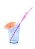 Glas voor cocktails Stock Fotografie
