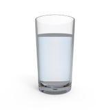Glas Wasser vektor abbildung