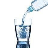 Glas Wasser Stockbilder