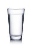 Glas Wasser Lizenzfreie Stockfotos