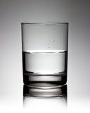 Glas water Stock Foto