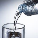 Glas Water Stock Afbeeldingen