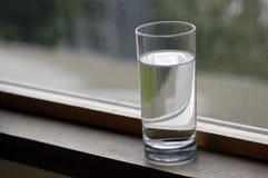 Glas Water Royalty-vrije Stock Fotografie