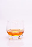 Glas Whisky Stockfotografie