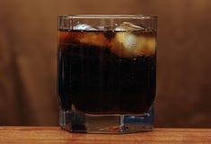 Glas Whisky Lizenzfreie Stockfotografie
