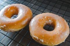 glasade donuts Royaltyfri Bild