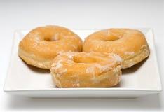 glasade donuts Royaltyfri Fotografi