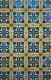 glasade portugisiska tegelplattor Arkivbilder