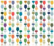 Glasalkohol Lizenzfreie Stockbilder