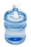 Glasballon mit Trinkwasser Stockfotografie